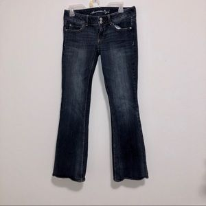 American Eagle size 6 artist style jeans